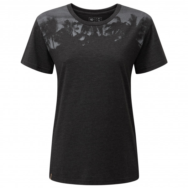 #tentree – Women's Palm BF T-Shirt – T-Shirt Gr S schwarz#