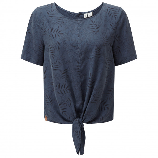 #tentree – Women's Roche Shirt – T-Shirt Gr XL blau/schwarz#