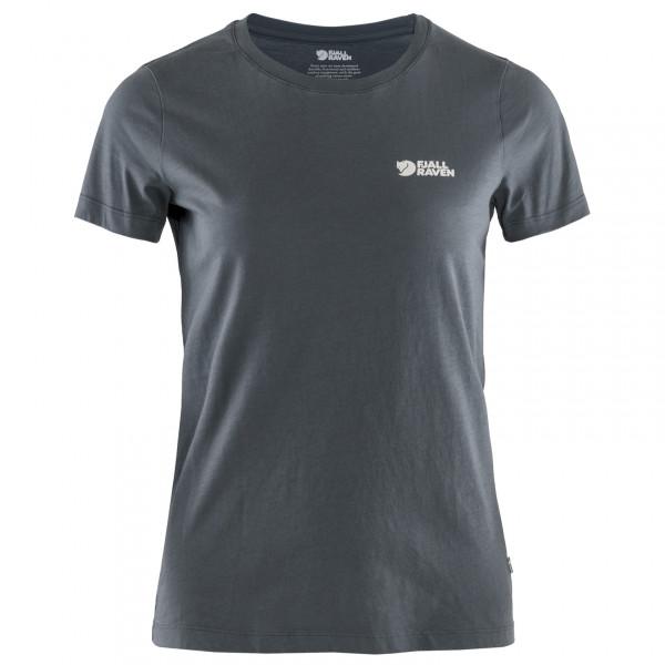 #Fjällräven – Women's Torneträsk T-Shirt – T-Shirt Gr L schwarz/grau#