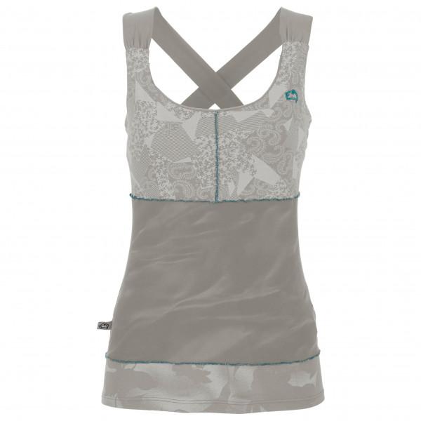 E9 - Womens Iro - Top Size L  Grey
