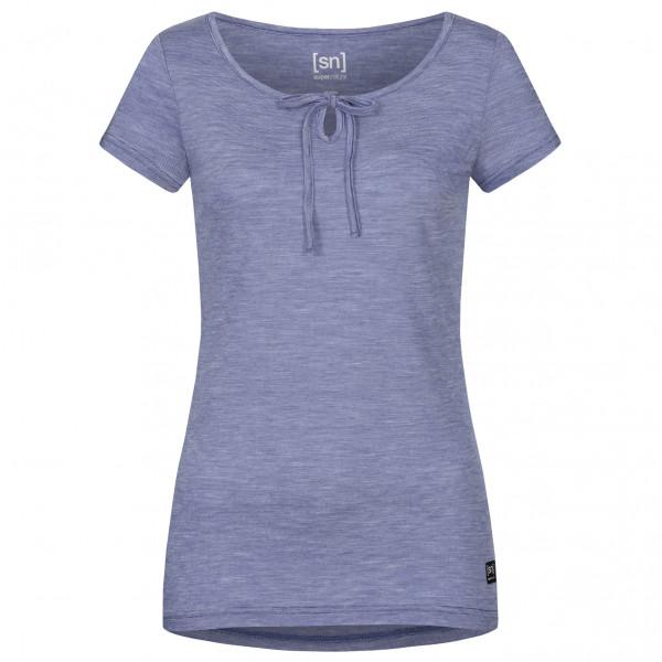 #SuperNatural – Women's Relax Tee – T-Shirt Gr L grau#
