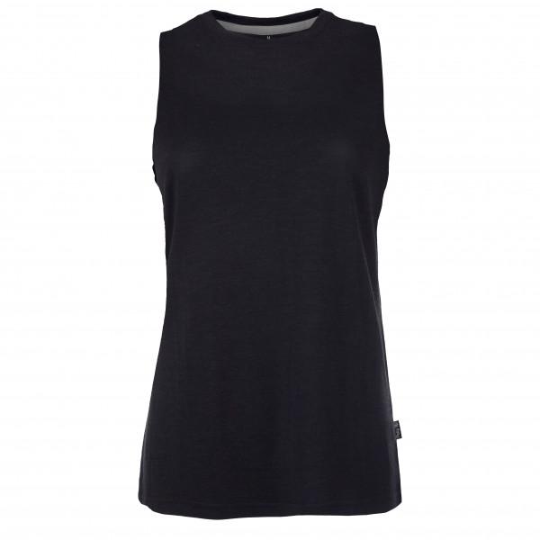 Pallyhi - Womens Tank Robe Tentstitch - Tank Top Size L  Black