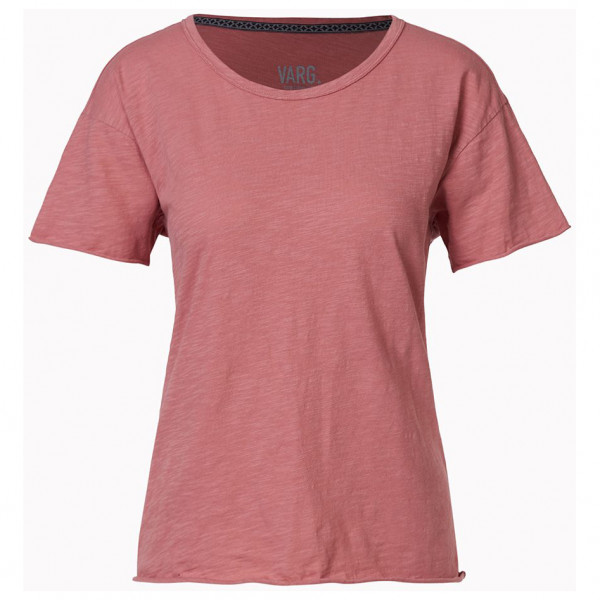 Varg - Women's Björkö - T-Shirt Gr L;M;S;XS rot/rosa SP10-W
