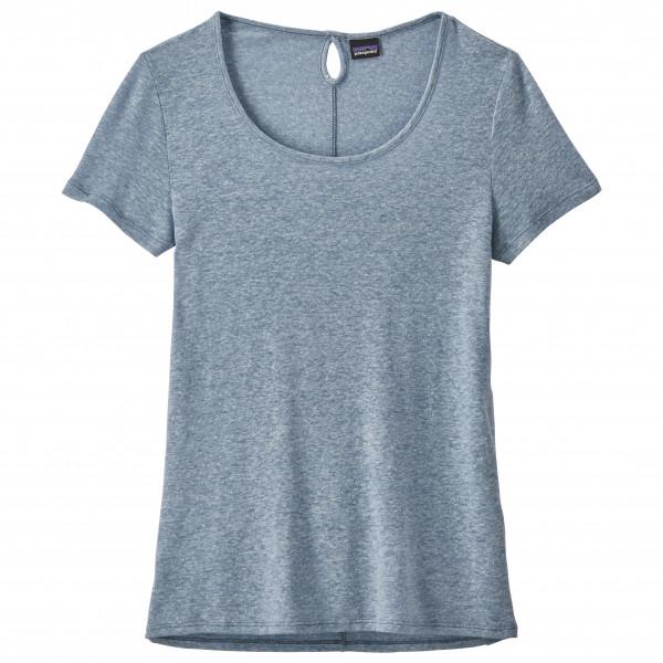 Maier Sports - Womens Arolla - Walking Trousers Size 40 - Regular  Grey/black/purple