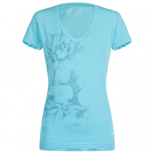 Montura - Womens Romance - T-shirt Size M  Turquoise