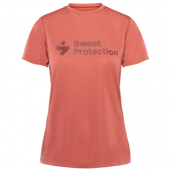 Sweet Protection - Womens Hunter Shortsleeve Jersey - Sport Shirt Size Xs  Red