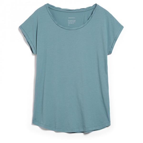ARMEDANGELS - Women's Laale - T-Shirt Gr S;XS grau 10253203