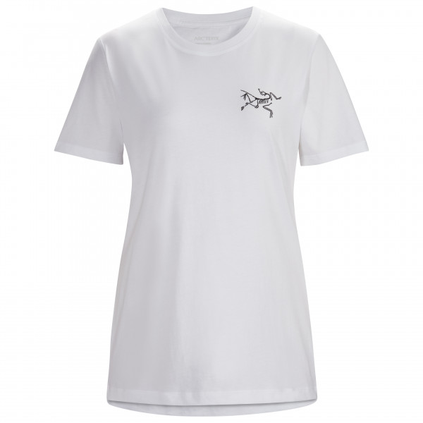 Arcteryx - Womens Bird Emblem S/s - T-shirt Size L  Grey
