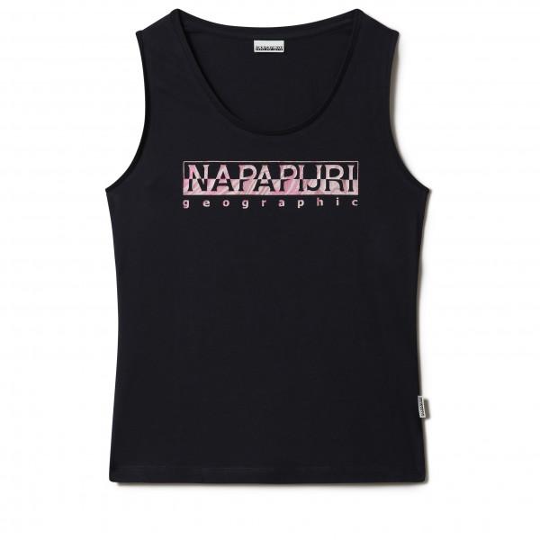 Napapijri - Womens Silea Top - Tank Top Size S  Black