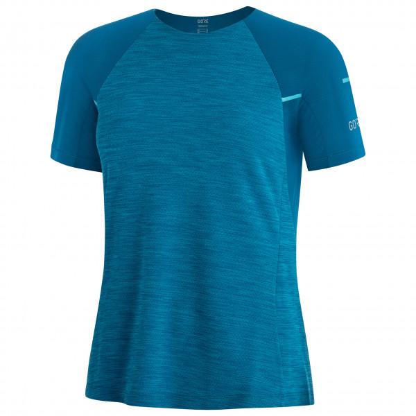 Engel - Womens Rmellos Long-shirt - Merino Base Layer Size 38/40  Red