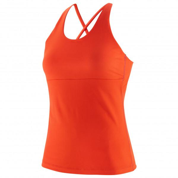 Patagonia - Womens Mibra Tank - Sport Shirt Size M  Red
