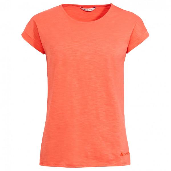 Vaude - Womens Moja T-shirt Iv - T-shirt Size 36  Orange/red