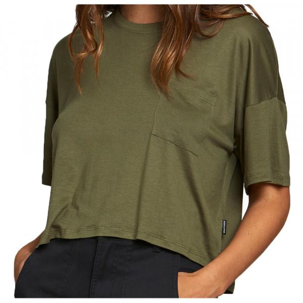 DEDICATED - Women's T-Shirt Kivik Gr L grau 18570