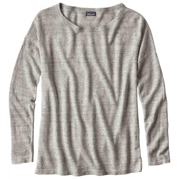 Patagonia - Women´s Lightweight Linen Sweater Pullover Gr L;M;S;XL grau