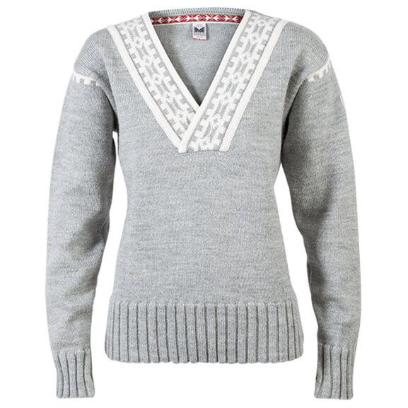 Dale of Norway - Women´s Alpina Sweater - Pullover Gr M grau Preisvergleich
