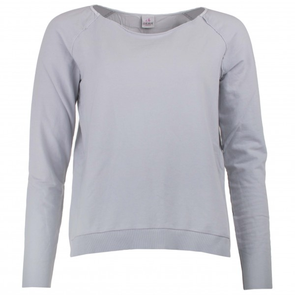 Deha - Women´s Dance Long Sleeve Sweatshirt - Pullover Gr XL grau