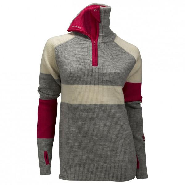 #Ulvang – Women's Rav Limited Sweater with Zip – Pullover Gr XL grau/oliv/schwarz#