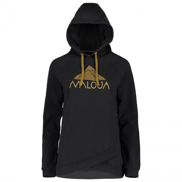 Maloja - Women´s DetaM. Hoodie Gr XL schwarz jetztbilligerkaufen