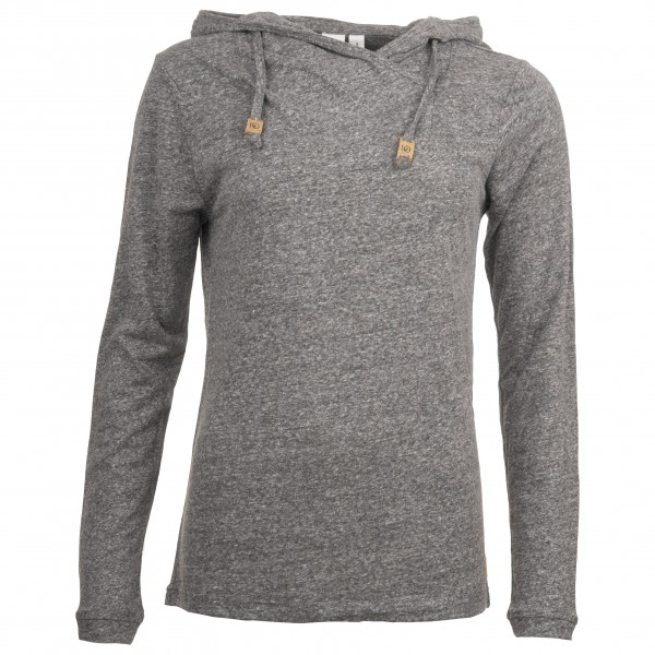tentree - Women´s Cumulus - Pull-over à capuche taille S, gris