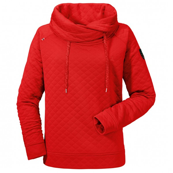 Pull 34 Rouge 1 Schöffel Women`s Fleece Taille Grasse qxIfY7aHwz