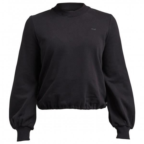 #Röhnisch – Women's Comfy Cropped Sweat – Pullover Gr XL schwarz#