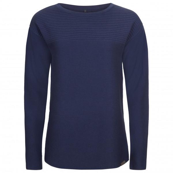 #Elkline – Women's Turnaround – Pullover Gr 46 blau/schwarz#