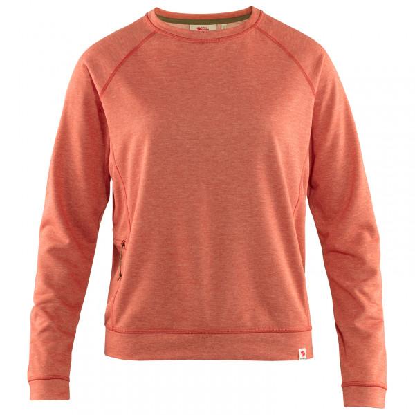 *Fjällräven – Women's High Coast Lite Sweater – Pullover Gr L;M;S;XL;XS;XXS grau/schwarz;rot;blau/grau*