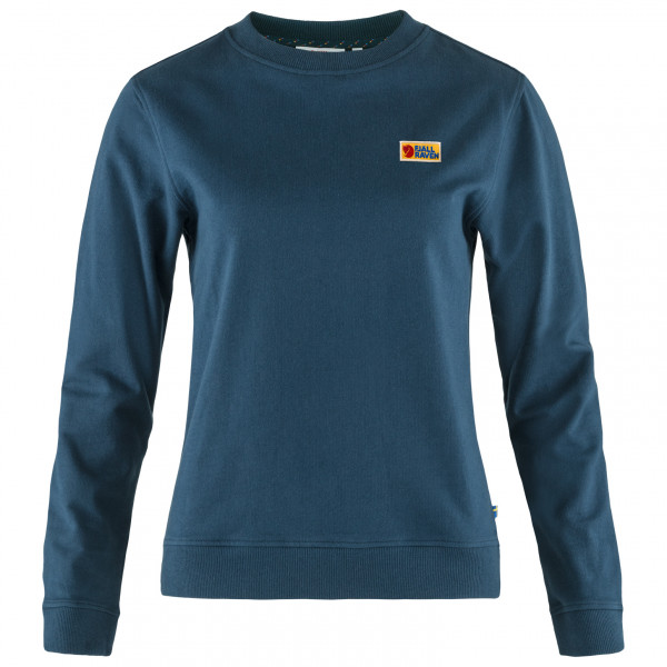 Fjllrven - Womens Vardag Sweater - Jumper Size Xl  Blue