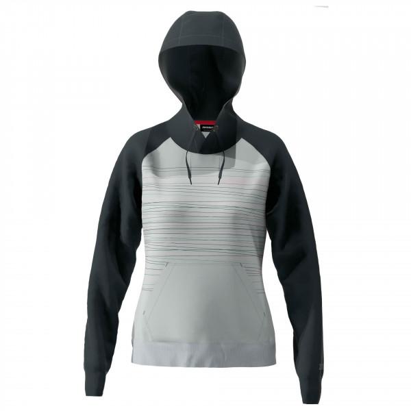 Zimtstern - Women's Hoodz L/S - Hoodie Gr L;M;S;XL;XS grau/schwarz;schwarz W20031