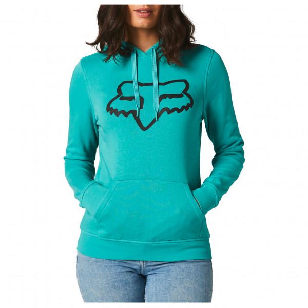 Fox Racing - Womens Boundary Pullover Fleece - Hoodie Size Xs  Turquoise