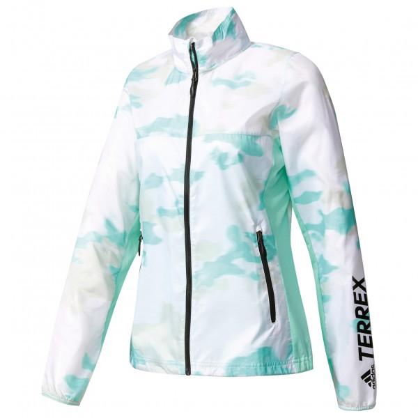 adidas - Women´s Terrex Summerlight Jacket Aop - Windjack