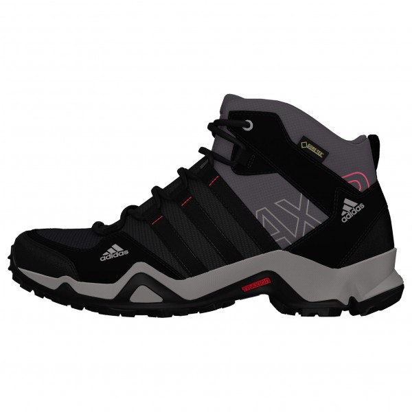 Adidas Women´s AX2 Mid GTX Wandelschoenen maat 4,5, carbon-shagre