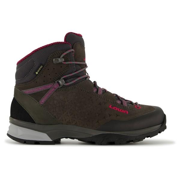 Lowa - Womens Sassa Gtx Mid - Walking Boots Size 6 5 - Regular  Grey