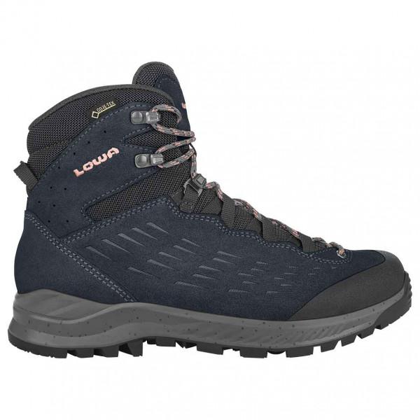 Lowa - Womens Lowa Explorer Gtx Mid Wide - Walking Boots Size 37 5 - Wide  Black