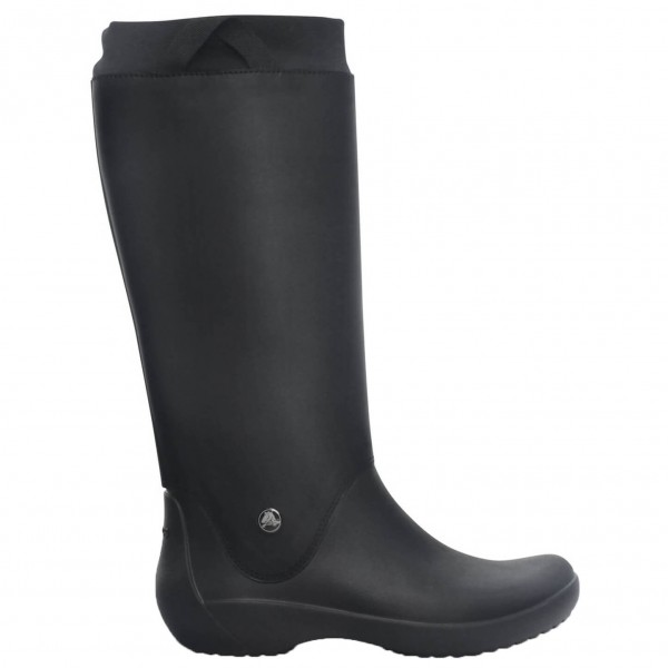 Crocs - Women's Rain Floe Boot - Gummistiefel Gr 36,5 schwarz