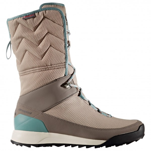 adidas Women´s CW Choleah High CP Winterschoenen maat 4 grijs- tech earth