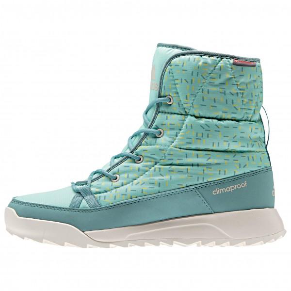adidas Women´s CW Choleah Padded CP Winterschoenen maat 6,5 groen-wit