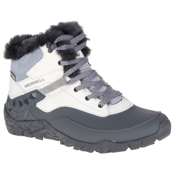 Merrell - Women´s Aurora 6 Ice+ Waterproof Winterschuhe Gr 41 grau