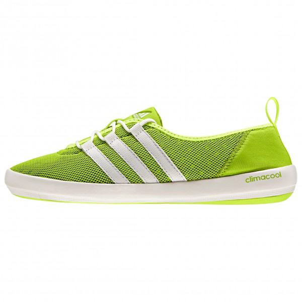 Adidas Women´s Climacool Boat Sleek Multisportschoenen maat 6 groen