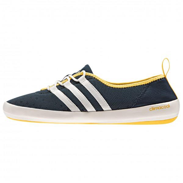 Adidas Women´s Climacool Boat Sleek Multisportschoenen maat 7,5 zwart-wit-grijs