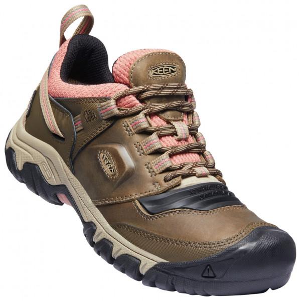 Keen - Womens Ridge Flex Wp - Multisport Shoes Size 9  Brown/sand