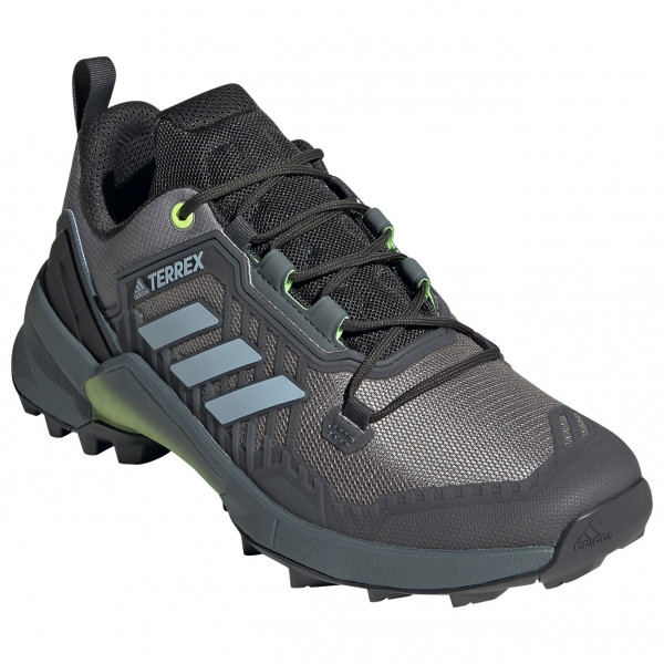 Adidas - Kids Terrex Ax2r Mid Cp - Walking Boots Size 33  Grey/black