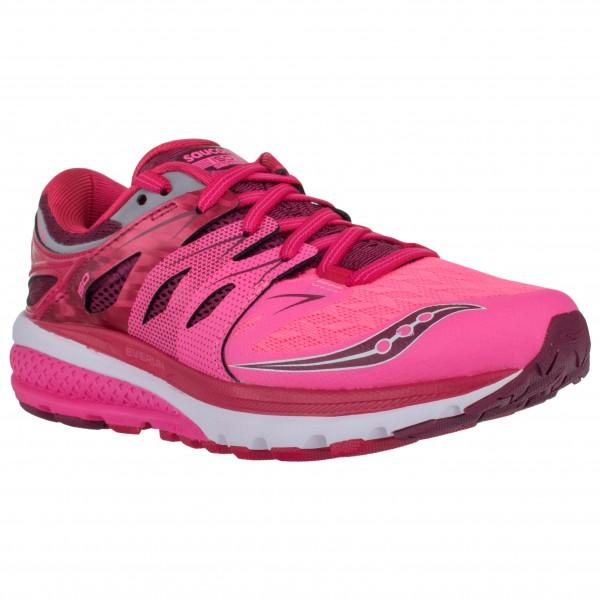 Saucony Zealot Iso 2 Reflex Trailrunningschoenen maat 7 pink- berry