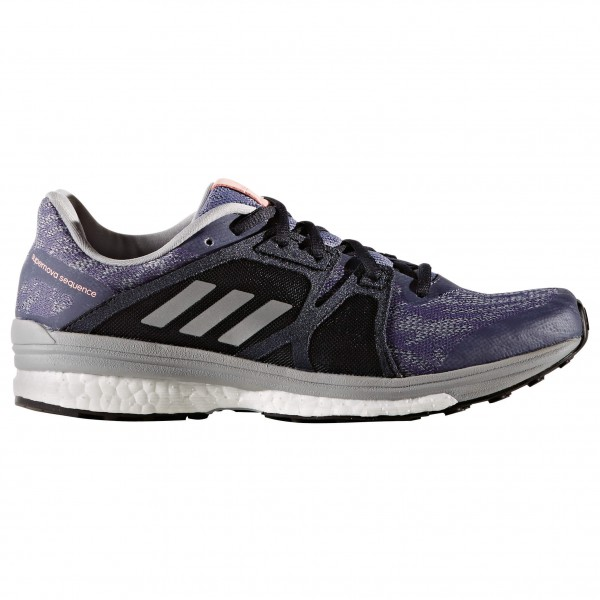 adidas Women´s Supernova Sequence 9 Trailrunningschoenen maat 7,5 purper-grijs