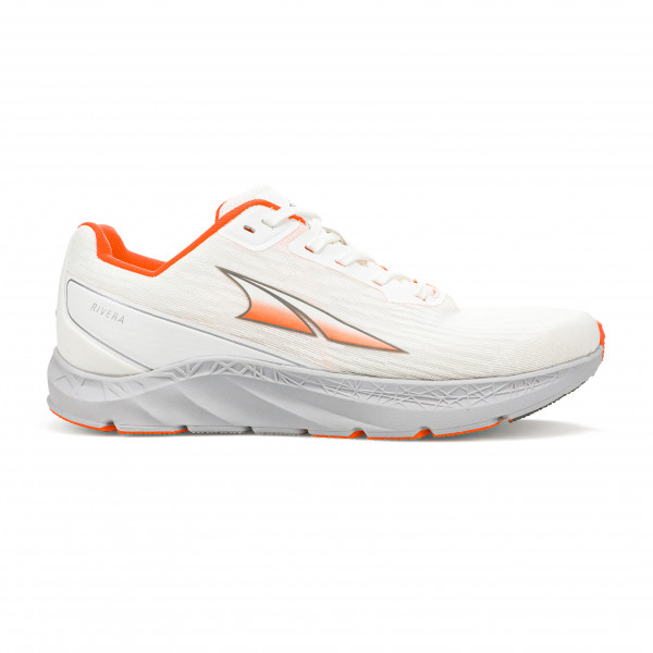 Altra - Womens Rivera - Running Shoes Size 8 5  White/grey
