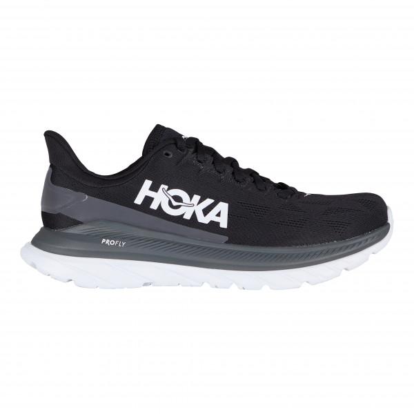 Hoka One One - Womens Mach 4 - Running Shoes Size 6 5  Black/grey