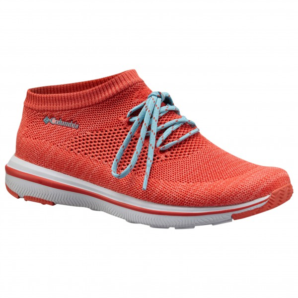 Columbia - Women´s Chimera Lace Sneaker Gr 9,5 rot