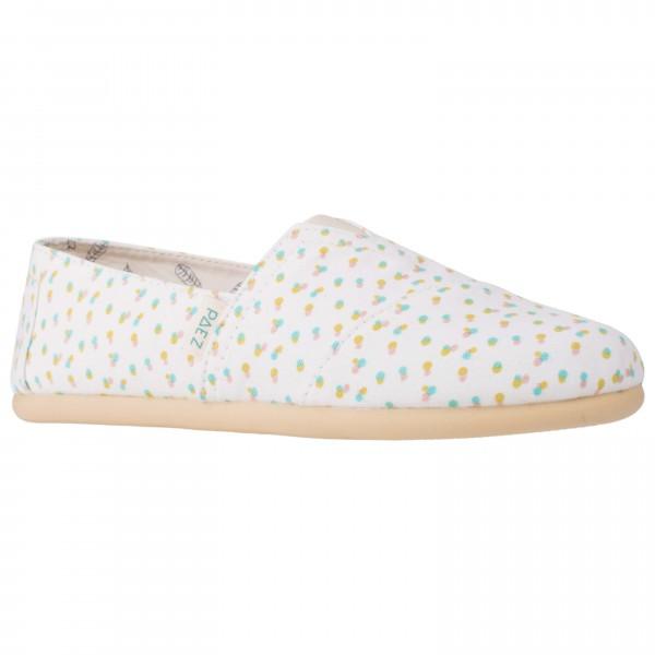Paez - Women´s Original Eva Prints Sneaker Gr 40 weiß/beige Sale Angebote