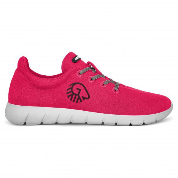 Giesswein - Women´s Merino Runner 2.0 - Sneaker Gr 39 rot/rosa Preisvergleich