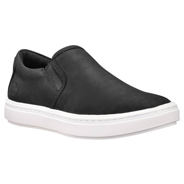 Timberland - Women´s Londyn Double Gore Slip-On - Sneaker Gr 5,5 schwarz Preisvergleich